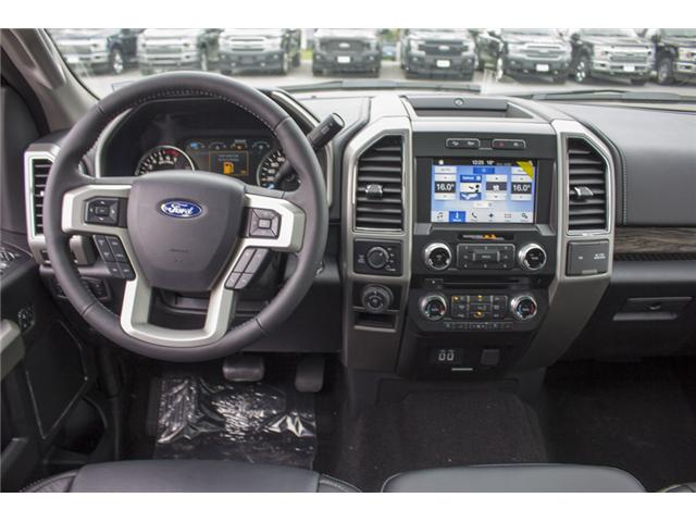 2018 Ford F-150 Lariat (Stk: 8F16807) in Surrey - Image 16 of 28