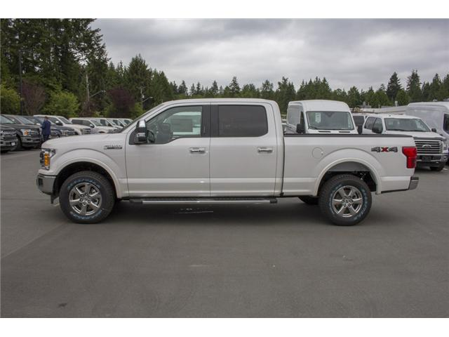 2018 Ford F-150 Lariat (Stk: 8F17277) in Surrey - Image 4 of 30