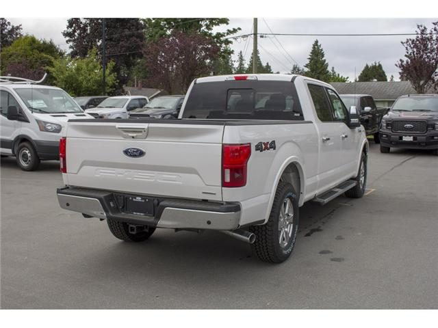 2018 Ford F-150 Lariat (Stk: 8F17277) in Surrey - Image 7 of 30