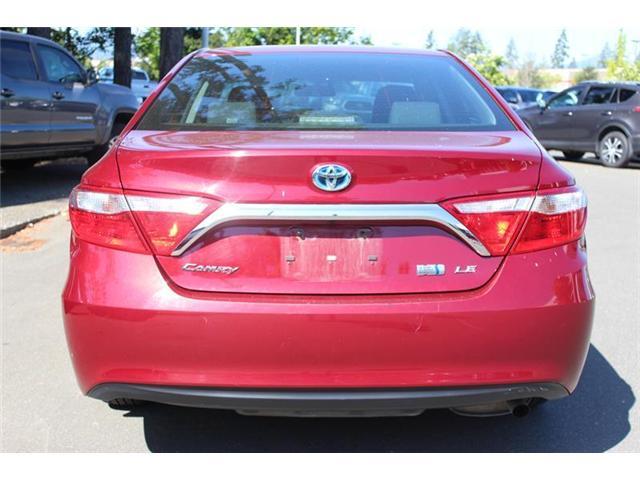 2017 Toyota Camry Hybrid  (Stk: P2076) in Courtenay - Image 4 of 25