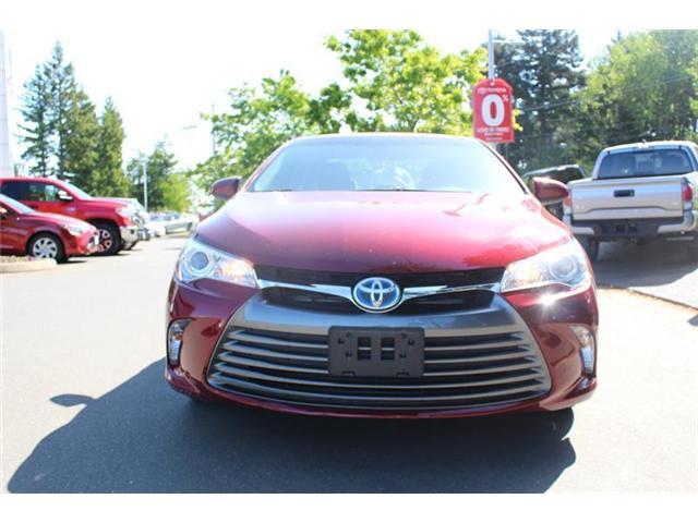 2017 Toyota Camry Hybrid  (Stk: P2076) in Courtenay - Image 8 of 25