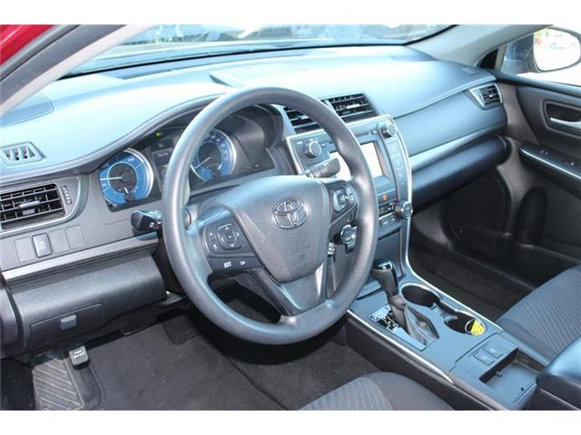 2017 Toyota Camry Hybrid  (Stk: P2076) in Courtenay - Image 9 of 25