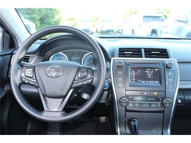 2017 Toyota Camry Hybrid  (Stk: P2076) in Courtenay - Image 12 of 25
