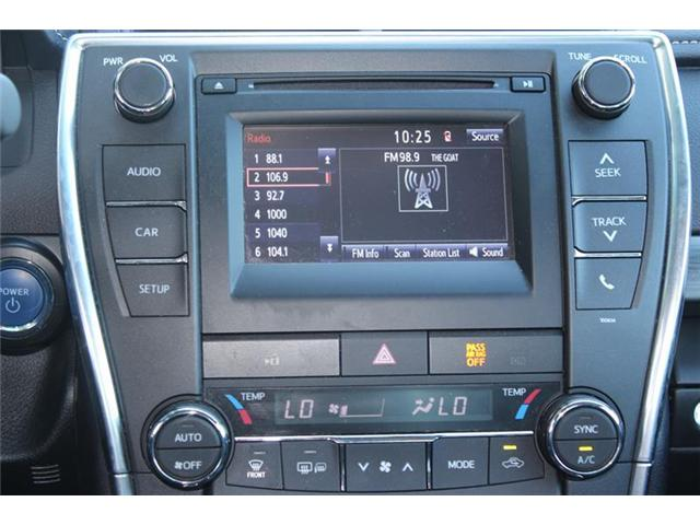 2017 Toyota Camry Hybrid  (Stk: P2076) in Courtenay - Image 13 of 25