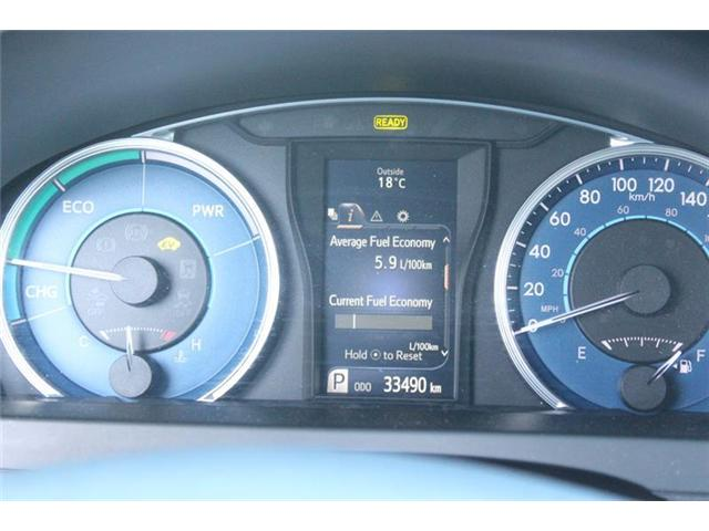 2017 Toyota Camry Hybrid  (Stk: P2076) in Courtenay - Image 19 of 25