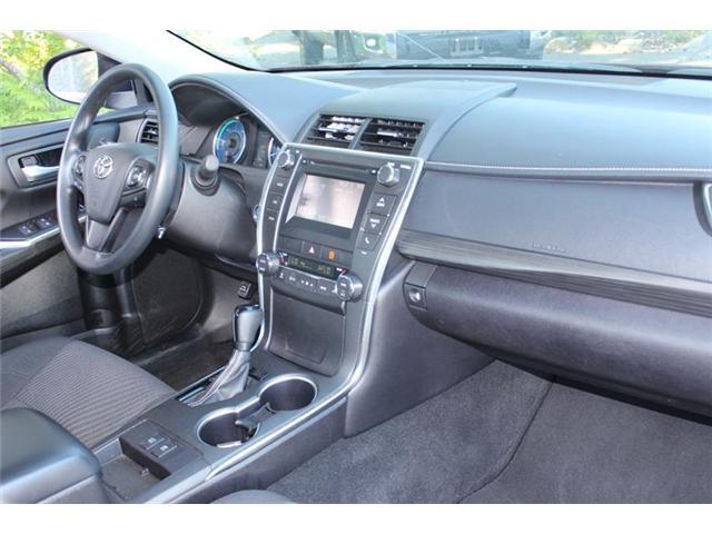 2017 Toyota Camry Hybrid  (Stk: P2076) in Courtenay - Image 21 of 25