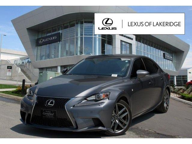 2015 Lexus IS 250 Base (Stk: P0204) in Toronto - Image 1 of 30