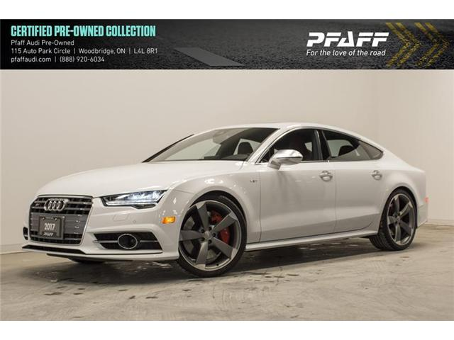 2017 Audi S7 4.0T (Stk: C5625) in Vaughan - Image 1 of 22