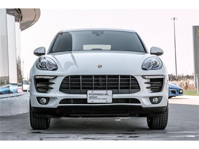 2017 Porsche Macan S (Stk: U7069) in Vaughan - Image 2 of 20