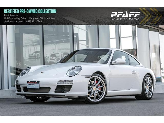 2011 Porsche 911 Carrera S Coupe PDK (Stk: U7104) in Vaughan - Image 1 of 18
