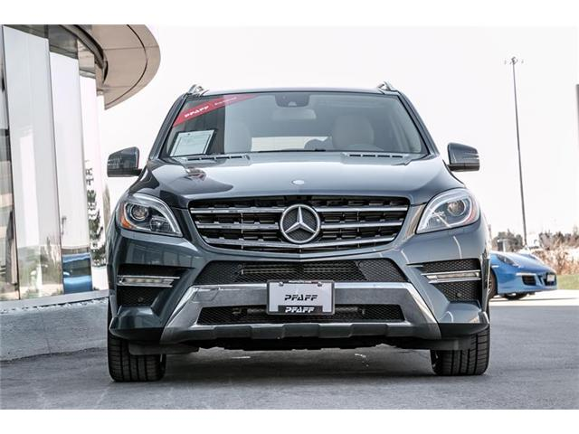 2013 Mercedes-Benz ML350 BlueTEC 4MATIC (Stk: P12628A) in Vaughan - Image 2 of 15