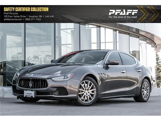 2014 Maserati Ghibli S Q4 (Stk: U7126) in Vaughan - Image 1 of 18
