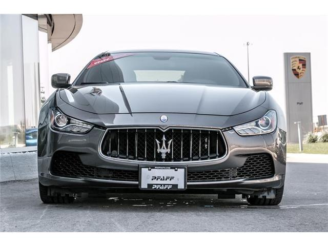2014 Maserati Ghibli S Q4 (Stk: U7126) in Vaughan - Image 2 of 18