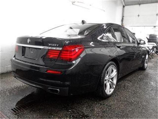 2013 BMW 750  (Stk: N8-60391) in Burnaby - Image 2 of 24