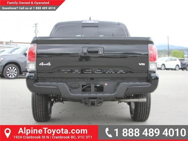 2018 Toyota Tacoma Limited (Stk: X144829) in Cranbrook - Image 4 of 19