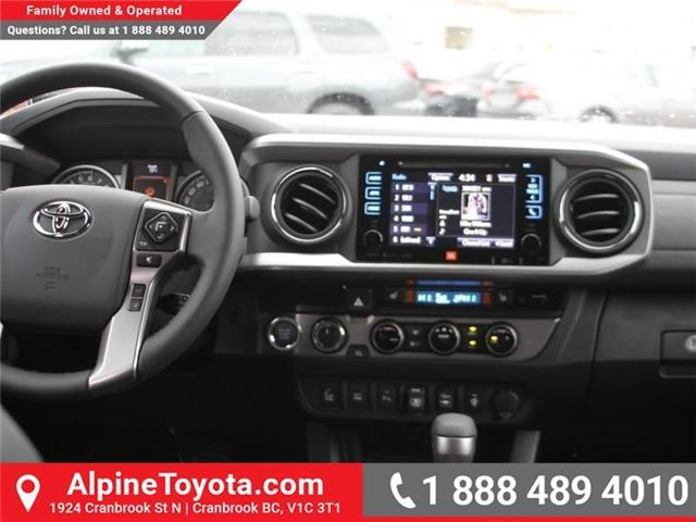 2018 Toyota Tacoma Limited (Stk: X144829) in Cranbrook - Image 10 of 19