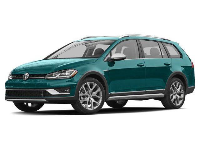 2018 Volkswagen Golf Alltrack 1.8 TSI (Stk: JG764695) in Surrey - Image 1 of 3