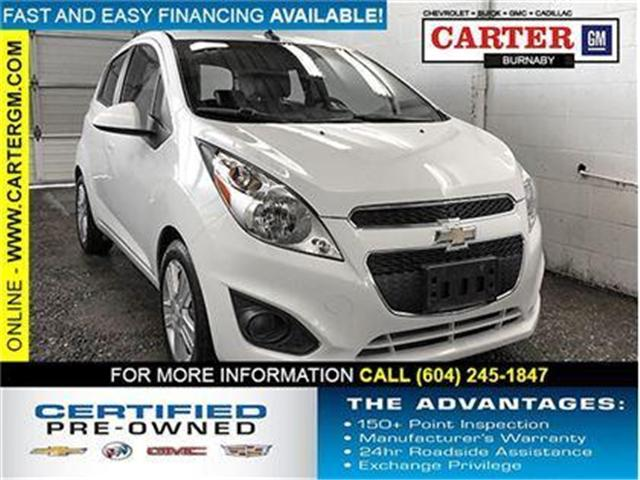 2013 Chevrolet Spark 1LT Auto (Stk: P9-54700) in Burnaby - Image 1 of 22