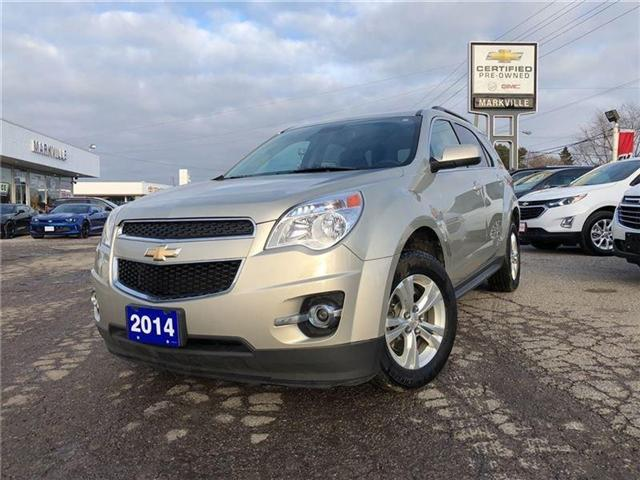 2014 Chevrolet Equinox LT- GM CERTIFIED PRE-OWNED- 1 OWNER TRADE (Stk: 250601A) in Markham - Image 8 of 21