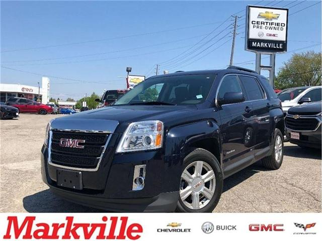 2015 GMC Terrain SLE2-AWD- GM CERTIFIED PRE-OWNED-1 OWNER TRTADE (Stk: 285585A) in Markham - Image 1 of 20