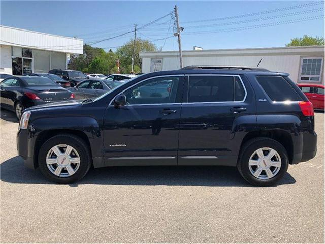 2015 GMC Terrain SLE2-AWD- GM CERTIFIED PRE-OWNED-1 OWNER TRTADE (Stk: 285585A) in Markham - Image 2 of 20