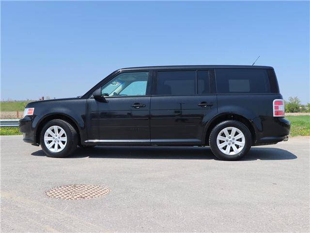 2011 Ford Flex SE (Stk: U8396B) in London - Image 2 of 24