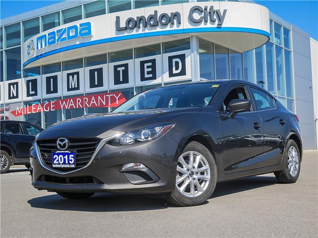 2015 Mazda Mazda3  (Stk: MA1464) in London - Image 1 of 22