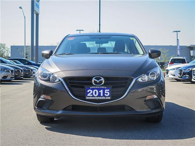 2015 Mazda Mazda3  (Stk: U1464) in London - Image 2 of 22