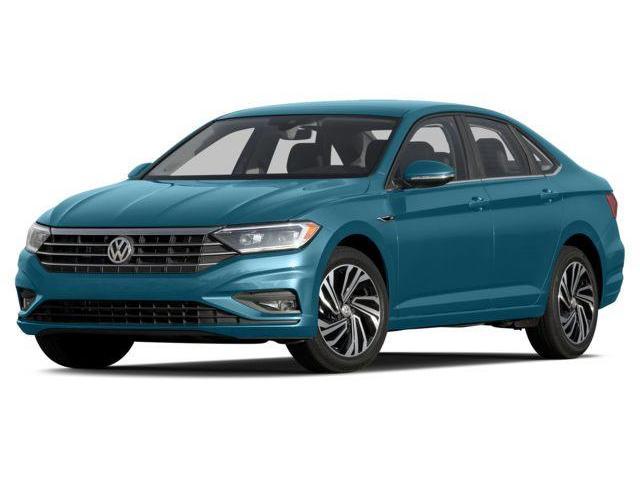 2019 Volkswagen Jetta 1.4 TSI Highline (Stk: VWQX7819) in Richmond - Image 1 of 3