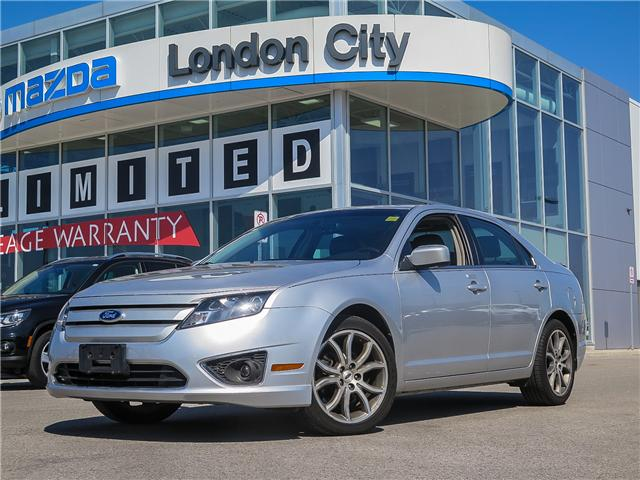 2012 Ford Fusion SEL (Stk: 8368A) in London - Image 1 of 18