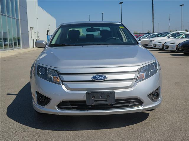 2012 Ford Fusion SEL (Stk: 8368A) in London - Image 2 of 18