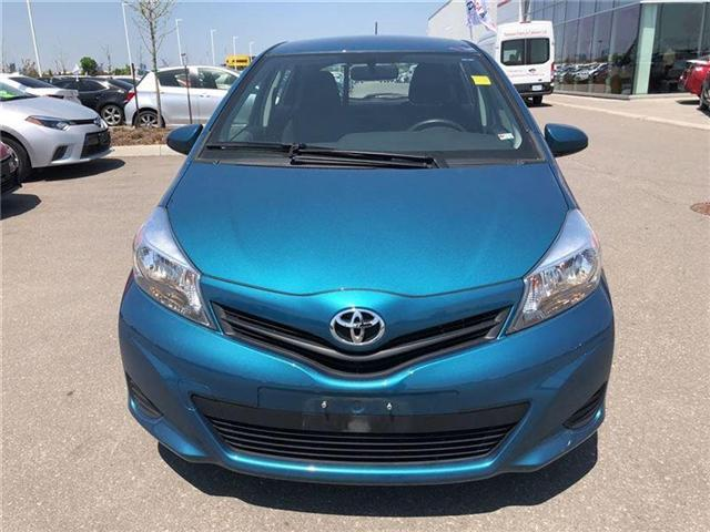 2014 Toyota Yaris LE (Stk: D181814A) in Mississauga - Image 2 of 14