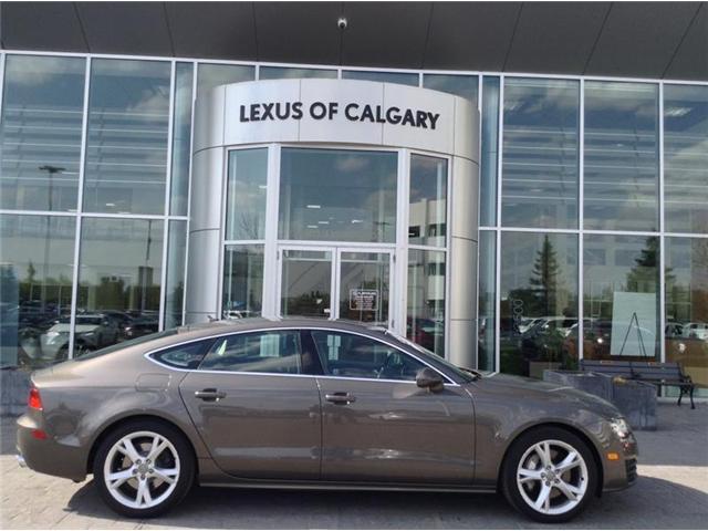 2012 Audi A7 Premium (Stk: 3801A) in Calgary - Image 1 of 17