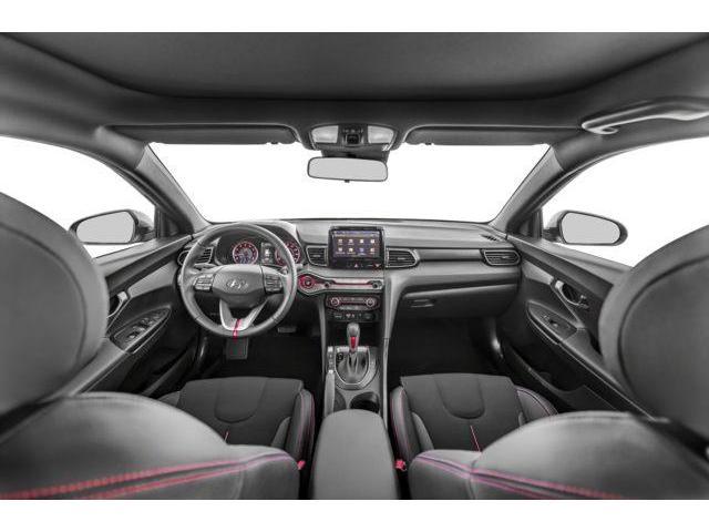 2019 Hyundai Veloster Turbo (Stk: 82800) in London - Image 2 of 2