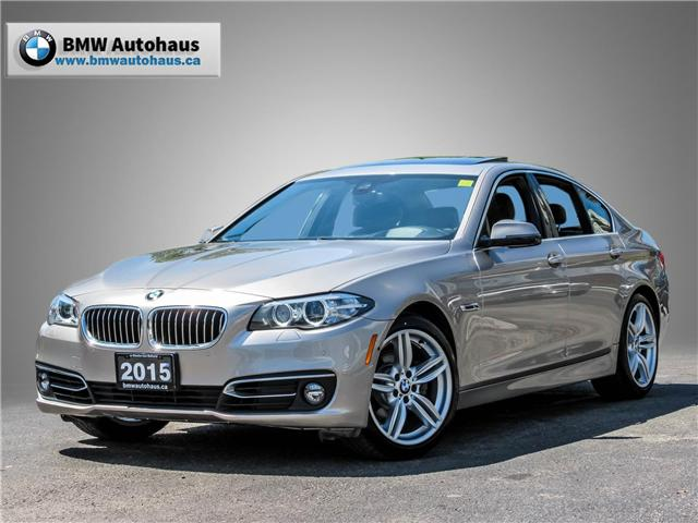2015 BMW 528i xDrive (Stk: P8270) in Thornhill - Image 1 of 30