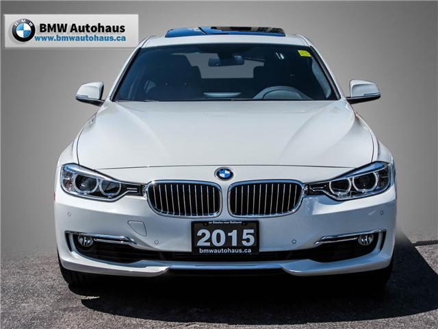 2015 BMW 328i xDrive (Stk: P8308) in Thornhill - Image 2 of 25