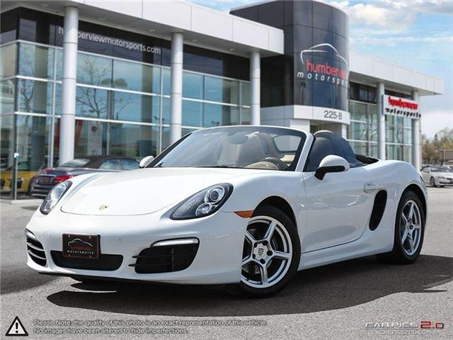 2015 Porsche Boxster Base (Stk: 18HMS300) in Mississauga - Image 1 of 28