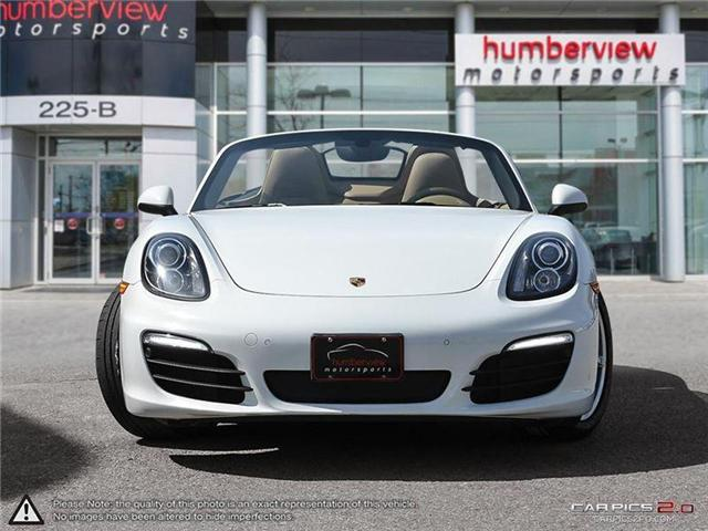 2015 Porsche Boxster Base (Stk: 18HMS300) in Mississauga - Image 2 of 28