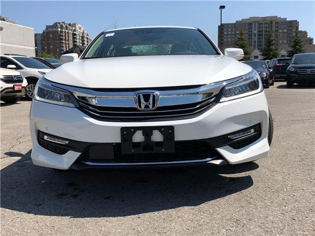 2016 Honda Accord Touring V6 (Stk: 1982P) in Richmond Hill - Image 2 of 14