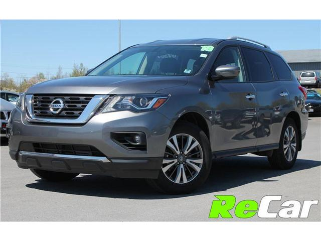 2018 Nissan Pathfinder  (Stk: 180531A) in Fredericton - Image 1 of 9