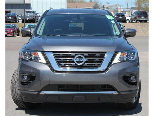 2018 Nissan Pathfinder  (Stk: 180531A) in Fredericton - Image 2 of 9