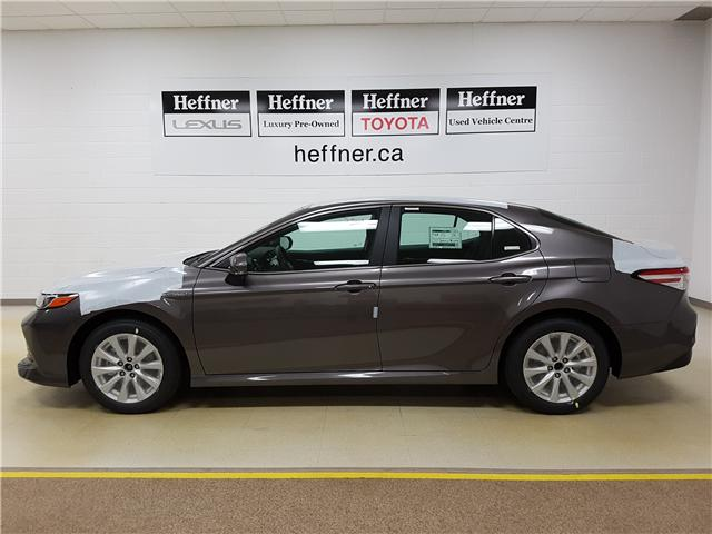 2018 Toyota Camry Hybrid LE (Stk: 181384) in Kitchener - Image 2 of 3