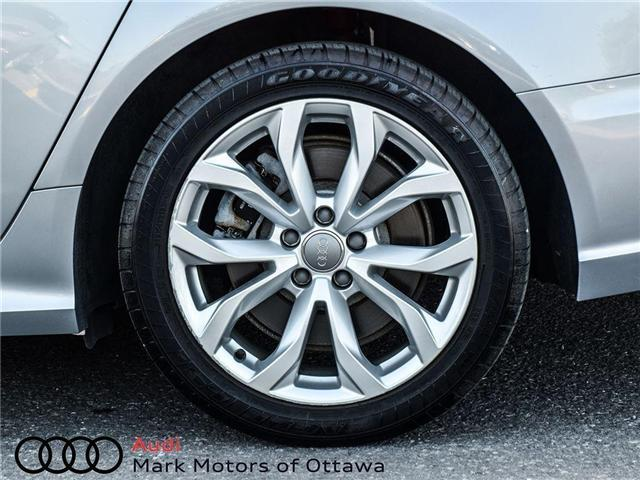 2016 Audi A6 2.0T Progressiv (Stk: 90118A) in Nepean - Image 9 of 27