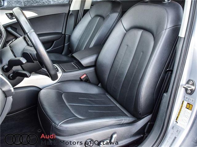 2016 Audi A6 2.0T Progressiv (Stk: 90118A) in Nepean - Image 13 of 27