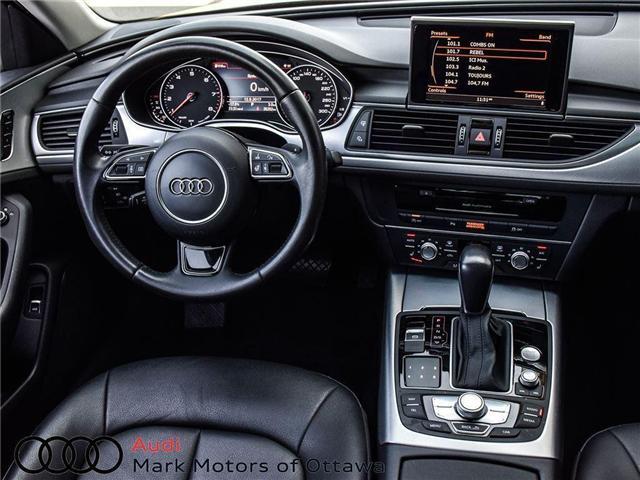 2016 Audi A6 2.0T Progressiv (Stk: 90118A) in Nepean - Image 17 of 27