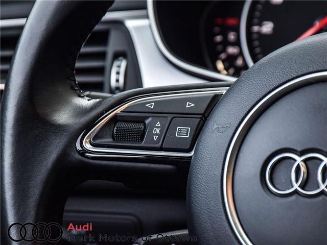 2016 Audi A6 2.0T Progressiv (Stk: 90118A) in Nepean - Image 18 of 27