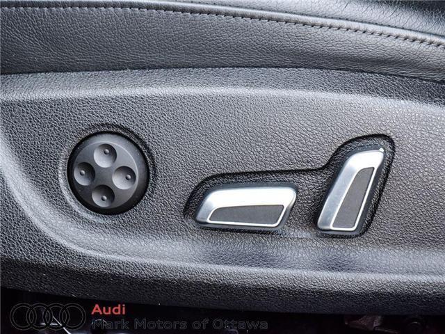 2016 Audi A6 2.0T Progressiv (Stk: 90118A) in Nepean - Image 22 of 27