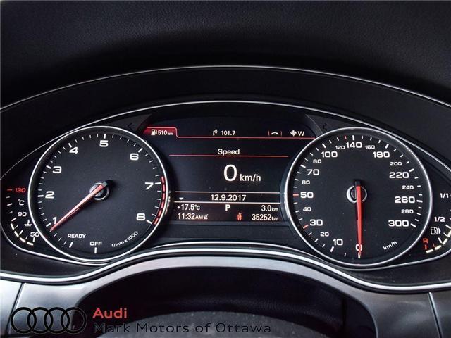 2016 Audi A6 2.0T Progressiv (Stk: 90118A) in Nepean - Image 24 of 27