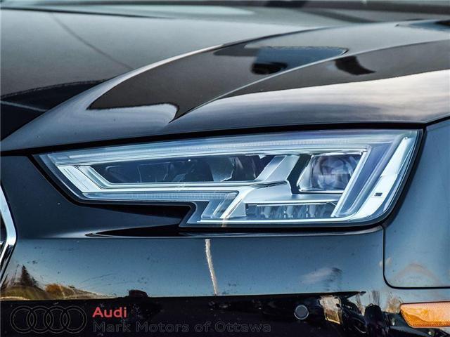 2017 Audi A4 2.0T Progressiv (Stk: 89577) in Nepean - Image 8 of 26