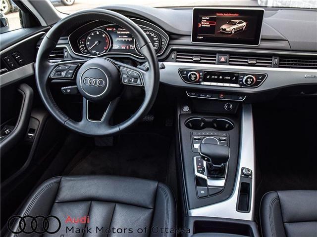 2017 Audi A4 2.0T Progressiv (Stk: 89577) in Nepean - Image 15 of 26